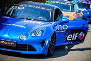 Magny-Cours Alpine Elf Europa Cup