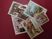 Ma collection de timbres