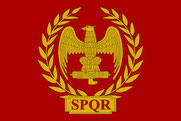 Roman Empire Flags