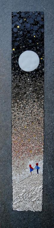 ENSEMBLE  100cmx25cm  (commande)