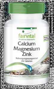 17,49 EURO Calcium Magnesium Zink