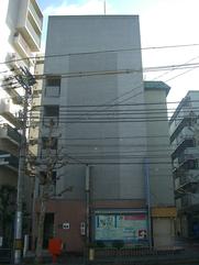 京都市山科区音羽野田町のマンション