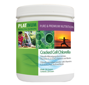 Cracked Cell Chlorella, Chlorella, entgiftung