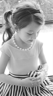 Bijoux pour Enfants Collier Bracelets Boucles d'Oreilles et Parures Bijoux Perles