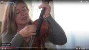Heikes Geige