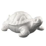 Styropor Schildkröte