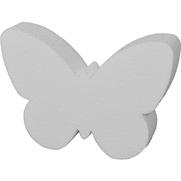 Styropor Konturschnitt Schmetterling