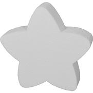 Styropor Konturschnitt Stern