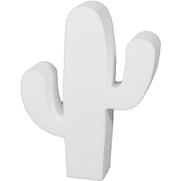 Styropor Konturschnitt Kaktus