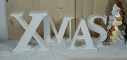 Styropor Konturschnitt XMAS