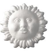 Styropor Sonne