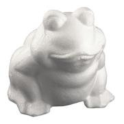 Styropor Frosch