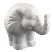 Styropor Elefant