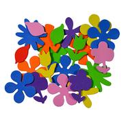 Moosgummiformen selbstklebend Blumen