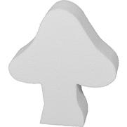 Styropor Konturschnitt Pilz
