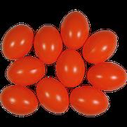 Kunststoffei orange