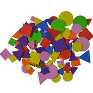 Moosgummiformen selbstklebend geometrische Formen
