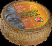 maremma pecora formaggio pecorino caseificio toscano toscana spadi follonica forma interna italiano origine latte italia stagionato grotta
