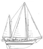 Formosa 41 Ketch