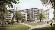 Christ & Gantenbein Architekten, USZ Neubau Kernareal Zürich, Andreas Kohne, Espazium