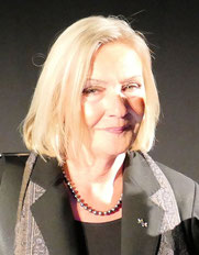 Monika Kaus 1. Vorsitzende der Deutschen Alzheimer Gesellschaft © Klaus Leitzbach/FRANKFURT MEDIEN.net
