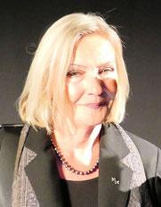 Monika Kaus 1. Vorsitzende der Deutschen Alzheimer Gesellschaft © FFM PHOTO / Klaus Leitzbach