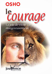 osho le courage