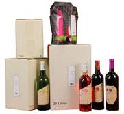 Vins biologiques - AOC Vins de Bergerac et Côtes de Bergerac - bouteille, magnum, bag-in-box 3/5/10/20 litres