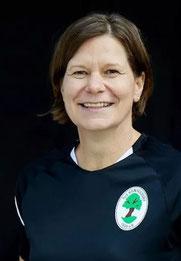 Sybille Gruner, Sportliche Leitung Mädchen beim TuS Königsdorf. Foto von Maria Schulz