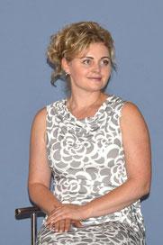 Oxana Shunkov, staatlich anerkannte Diätassistentin