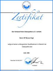 OsteoWerdenfels-BrunoVogt-DO-Zertifikat