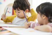 絵本・図書コーナー兼8階相談室