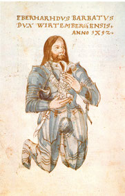 Graf Eberhard im Barte