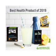 H24 Hydrate - Bestes Gesundheitsprodukt 2019 von Men's Fitness.