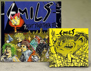 EMILS - Fight together for... LP+Bonus 7""