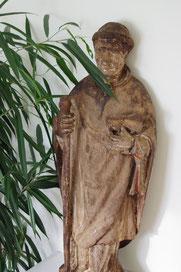 Statuaire bois fin 17ème
