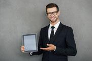 Bewerbungsfoto mit oder ohne Krawatte?