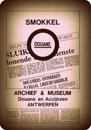 Archief en museum douane en accijnzen Antwerpen