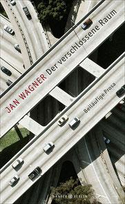 Cover Essayband Der verschlossene Raum Prosa Jan Wagner