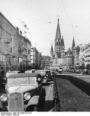 Gedächtniskirche  © Frankl, Bundesarchiv