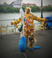 COUP LitterKiller Basel Lanzarote change sea marine debris