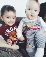 Ivan et Ethan