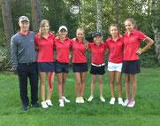 Deutsche Einzelmeisterschaften AK 14 Mädchen