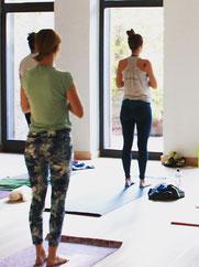 Yoga am Reinischkogel – Yogaklasse