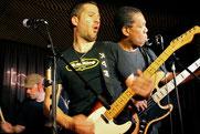 Macht richtig Spaß: die Kris Pohlmann Band (Foto: Nilles)