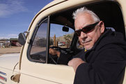 Eric Burdon: On the Road again (Foto: Hammerl)
