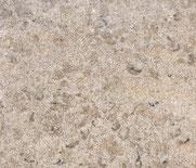 Oberdorlaer Muschelkalk grau sandgestrahlt