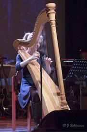 Duo Harfenistin und Hochzeitssängerin