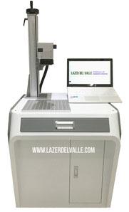 maquina de grabacion con fibra optica