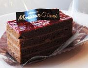 川西おおたにの季節のショートケーキ